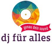 dj für alles Logo