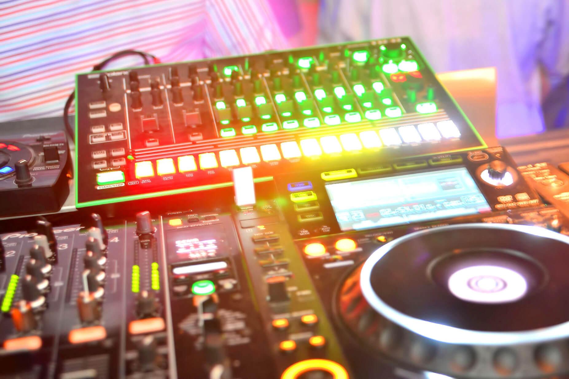 DJ für Bar